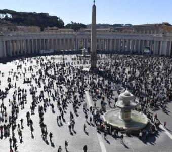 Francisco pede oração pelo fim das hostilidades na Líbia