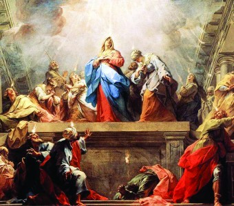 A importância de Nossa Senhora em Pentecostes
