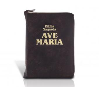 Tenha a Bíblia Ave-Maria à venda na sua paróquia